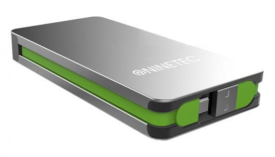 NINETEC 9.000 mAh Powerbank externer Akku NT-609 Micro-USB