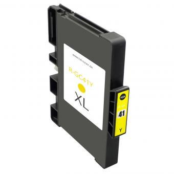 Alternativ Ricoh Patronen GC-41Y 405764 Gelb / Yellow